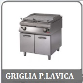 Griglie Pietra Lavica