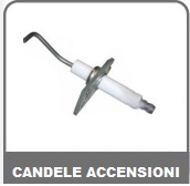 candela accensione