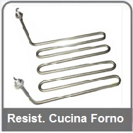 Resistenze Cucine Forno