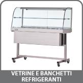 Vetrine e Banchetti Refrigerati