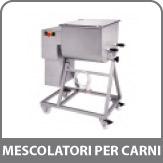 Mescolatori per Carni