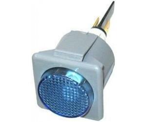 LAMPADA SPIA BLU 220V -13901