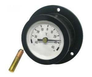 TERMOMETRO -40+40°C. Ø 54 CASSA RESINA - 3200