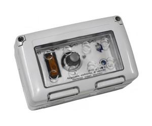 VARIATORE ELETTRONICO MONOFASE 6A - 750W / SPEED CONTROLLER MOD. RVM 6E - 4363
