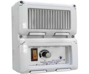 VARIATORE ELETTRONICO MONOFASE 12A - 1800W / SPEED CONTROLLER MOD. RVM 12E - 4364