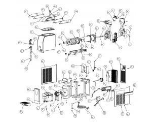 I-Pro 1 meccanica