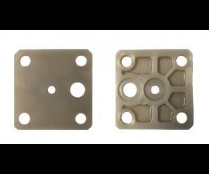 DISTANZIALE ELETTROVALVOLA IN PTFE D.34X34X5 - 8A12013